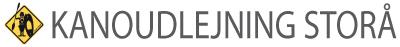 Kanoudlejning Logo